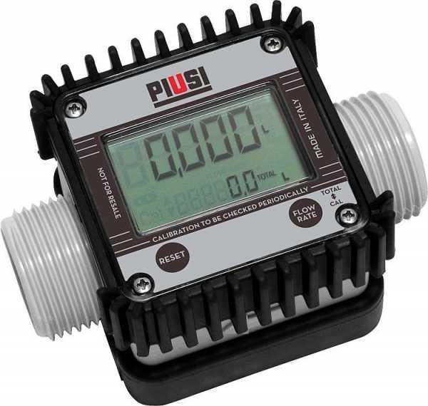 Literzähler PIUSI K24 für AdBlue
