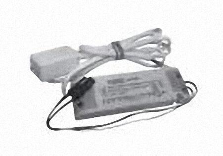LANZET 7933012 Zubehör LED-Treiber 15W mit Schalter