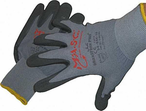 Klempnerhandschuhe atmungsaktiv Gr.: 9 1 Paar