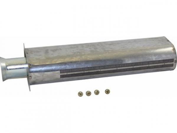 WOLF 8750060 Brennerlanze inkl. Schrauben(ersetzt Art.-Nr. 2428250)CNG, NG-4E, TNG