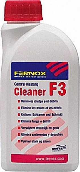 FERNOX Zentralheizungsreiniger Cleaner für 500ml Flüssigkeit