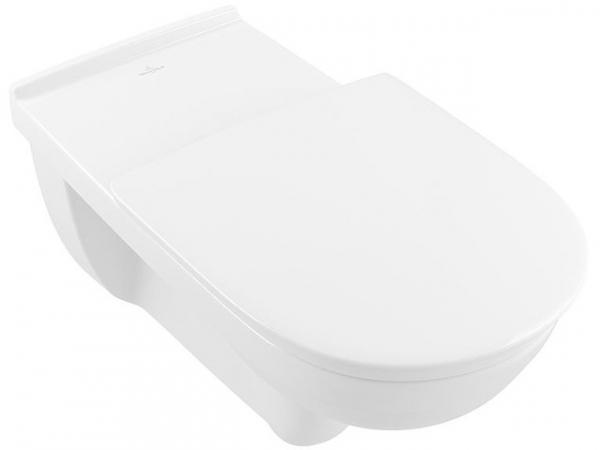 Wand-Tiefspül-WC V&B O.Novo Direct Flush, Vita,Abgang waagr., 700x360mm,weiß