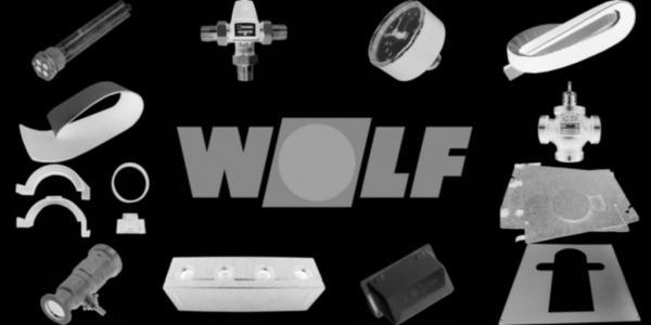 WOLF 8700248 Fronttür