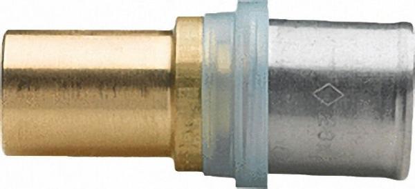 Turbo Press Übergangsfittig Mehrschichtverbund/Stahl-Kupfer, 32x3 - 28mm