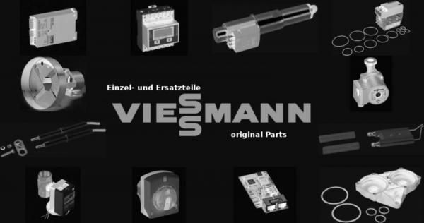 VIESSMANN 7831457 Manometer 0-90psi m.flex.Schlauch