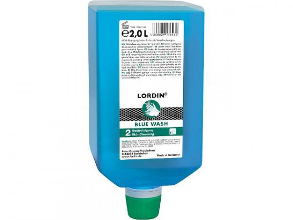 Waschlotion Lordin Blue Wash Varioflasche a 2 Liter