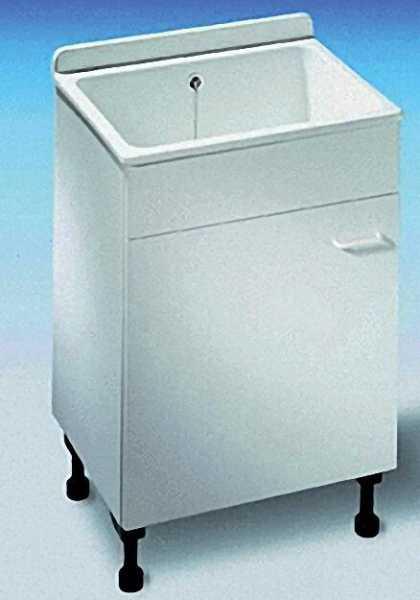 Waschtrog mit Unterschrank