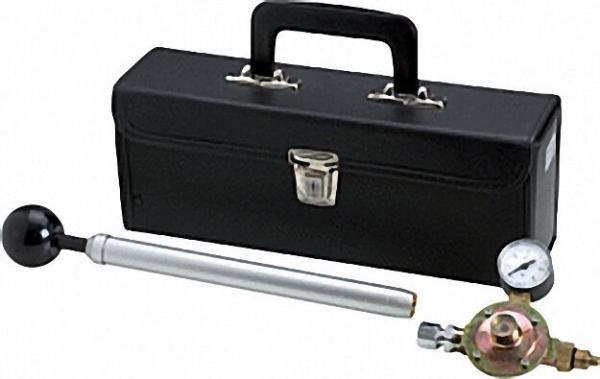 Dichtprüfgerät für Heizölleitungen 0-6 bar / RVS8
