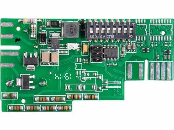 LIMODOR 99105 Steuermodul für Gebläseeinheit compact, Nachlauf und Einschaltverzögerung, Typ C-NR