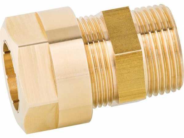Messingklemmverbinder MSVR mit AG 20 mmx3/4' Reduzierungen/Übergänge/Erweiterungen
