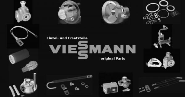VIESSMANN 7238723 Vorderblech Mitte VSB89