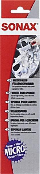 SONAX Felgenschwamm Für Stahl-und Alufelgen 1 Stück