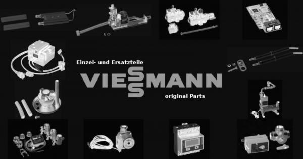 VIESSMANN 7330961 Vorderblech oben ED028