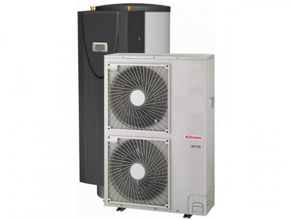 DIMPLEX 366710 LAW 14ITR Split Luft/Wasser-Wärmepumpe ''Splydro''