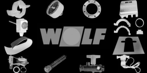 WOLF 8700262 Verkleidung seitlich rechts