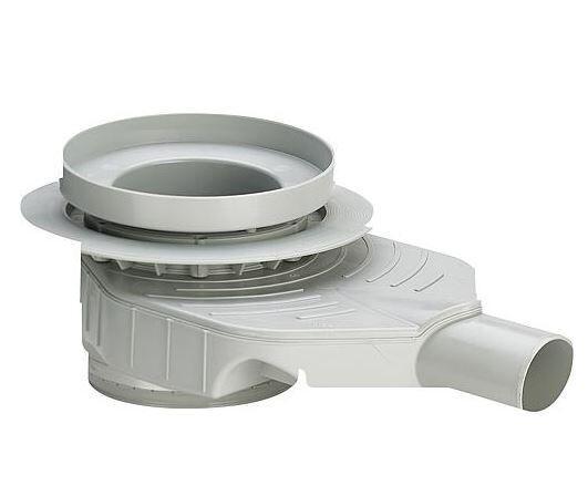 VIEGA Grundkörper Advantix Top 4927.3, DN50, Kunststoff grau