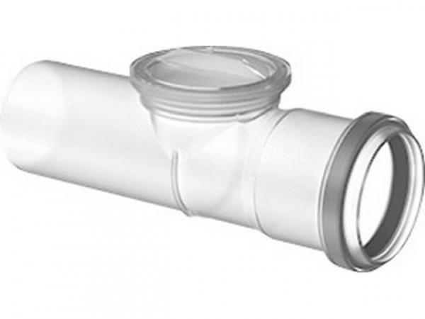 Buderus Rohr mit Prüföffnung, Ø 80 mm, 250 mm, 7738112669