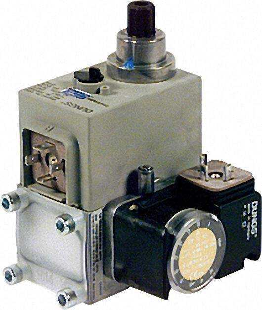 Gas-multi-bloc einstufig MB-DLE 407 B 01 S 50 Gewindeflansche Rp 3/4''