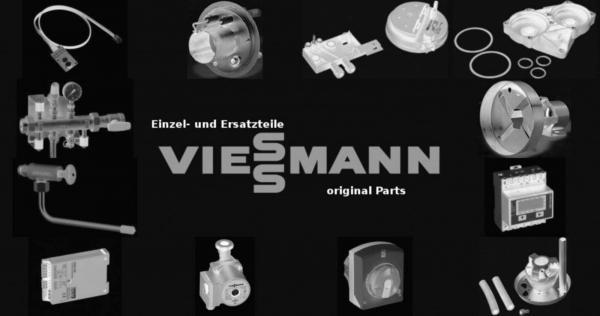 VIESSMANN 7831296 Dichtplatte Gebläse CT3