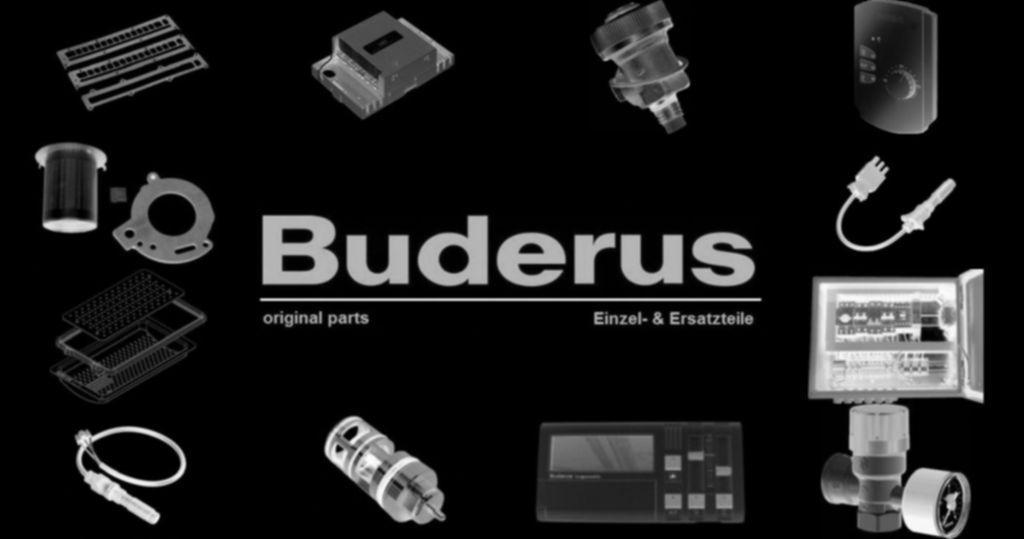 Buderus 8718581919 Umrüstset Sicherungsautomat 10A R42xx ev