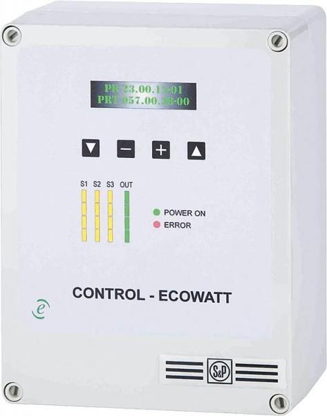 S&P Control Ecowatt