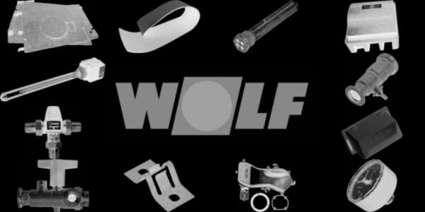 WOLF 1608020 Noppenmatte für Schalldämmhaube