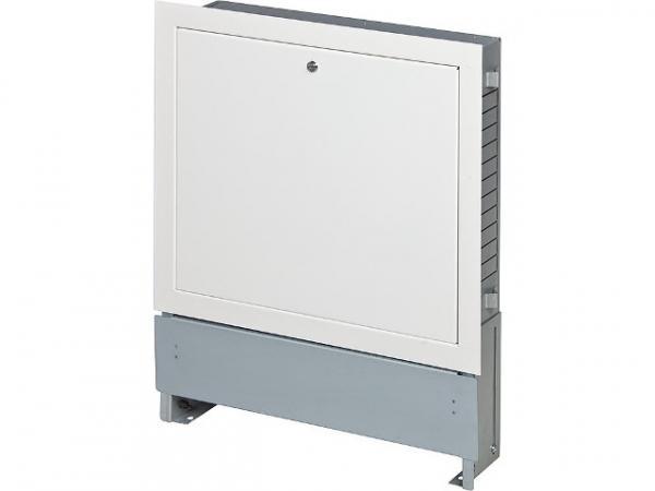 WS-VU 2/L Einbau-Verteilerschrank BxHxT 532x705x110 weiß