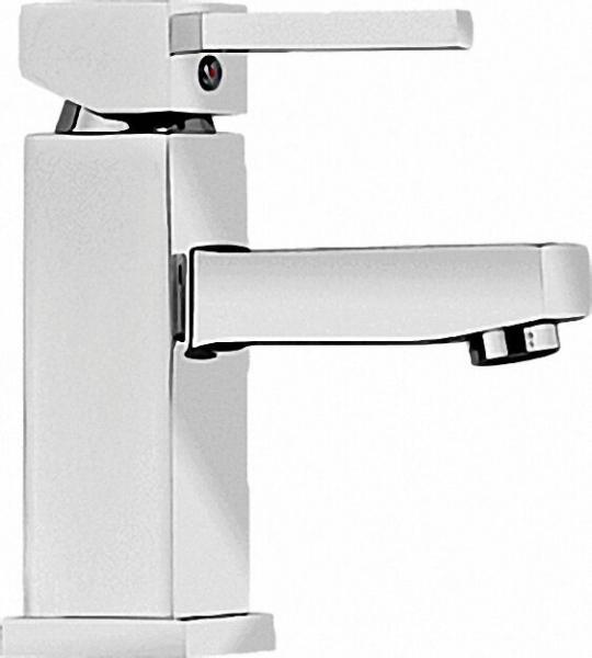 Waschtisch-Einhebelmischer mit Ablaufgarnitur, Serie Samba