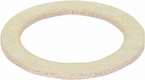 Dichtung flachdichtende Rohrverschraub. 1/4''=3/8'' klein Nr. 97-3/8'' VPE: 100 Stück, 17x24x1, 8mm