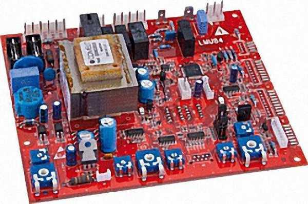 INTERCAL Steuerplatine für Eco Heat - Gas