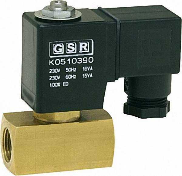 Heberschutzventil Typ A5256/1002/032 3/8'' 0-3bar 230V