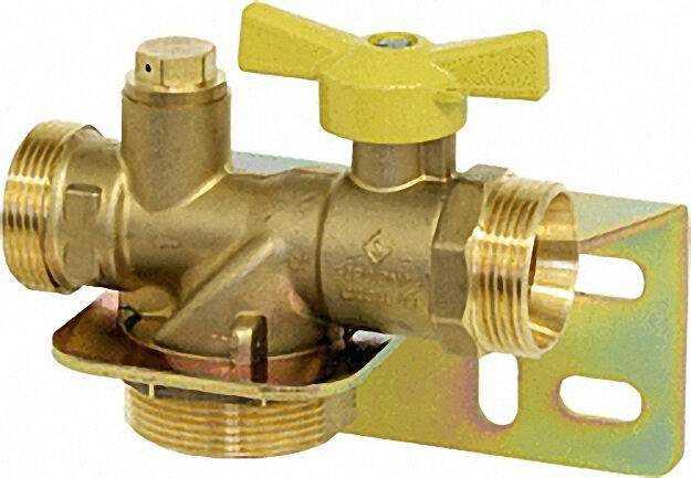 Gaszähler-kugelhahn SEPP-Easy-Basis - 5290100
