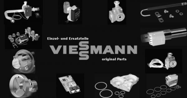 VIESSMANN 7813587 Verschlussgehäuse Brennerhauben