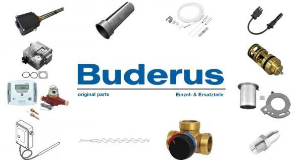 Buderus 8718588633 Bogen 87Grd Anschluß 3/4 DN200 verp