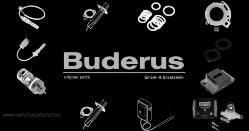 Buderus 83004800 Schwerkraftbremse Solar 1