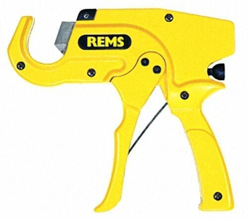 Rems ROS P 35 A mit automatischem Schnellrücklauf Ausführung in Aluminium
