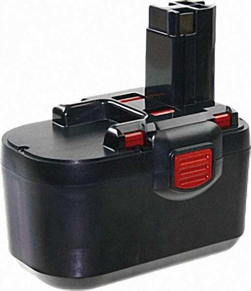 Werkzeugakku für Bosch Ni-MH, 24V, 3,0Ah