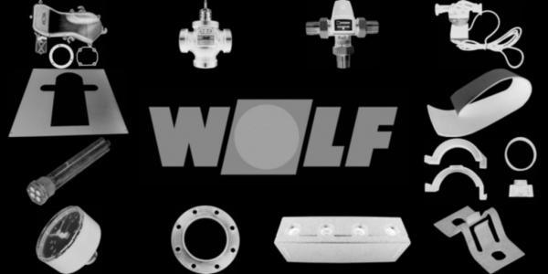 WOLF 1602041 Isolierung Mantel