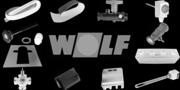 WOLF 8901529 Bodenblech (ohne Fußschrauben,Befestigungsschraubung) verzinkt