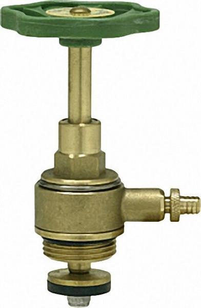 SCHLÖSSER Ventil-Oberteil für Freistromventil DIN 3502 mit Entleerung, steigende Spindel 1813 1 1/4'