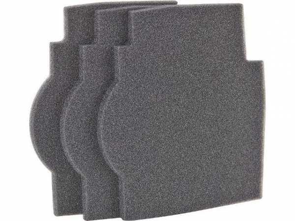 Lunos 039721 Ersatzfilter Silvento 2/FSI R VPE 3 Stück