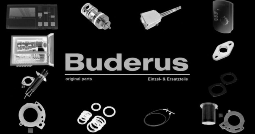 Buderus 87185715850 Anode D33x1000mm everp