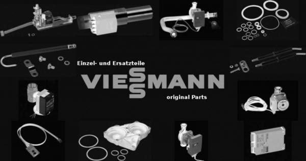 VIESSMANN 7833756 Griff Fülltür/Aschetür