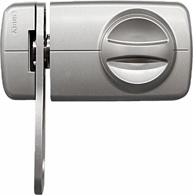 Tür-Zusatzschloss 7030 ER-Look EK Edelstahloptik