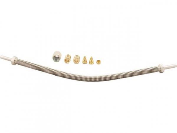 WOLF 8750029 Zündgasleitung und Zündbrennerdüse(ersetzt Art.-Nr. 2425416, 2425418)