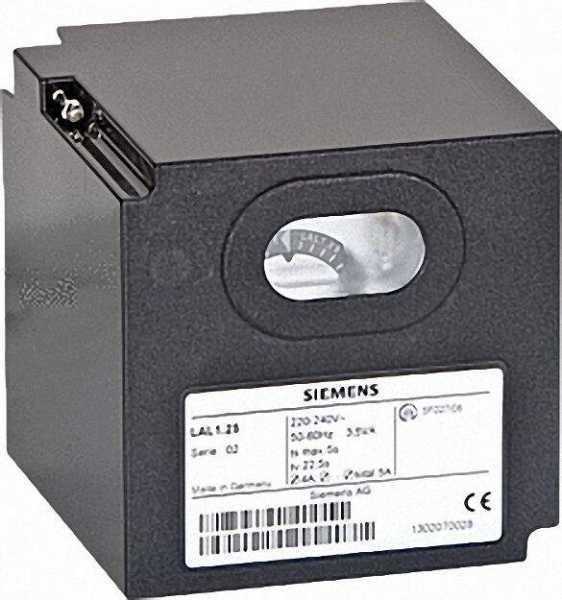 Siemens Ölfeuerungautomaten LAL 2,25