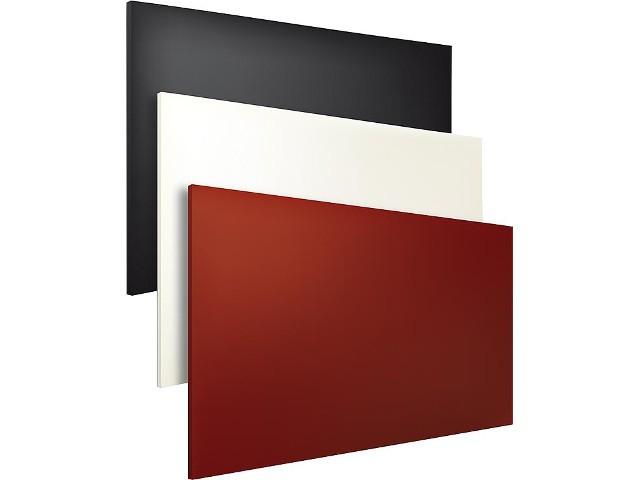 infrarot heizk rper wandmontage stahl pulverbeschichtet. Black Bedroom Furniture Sets. Home Design Ideas