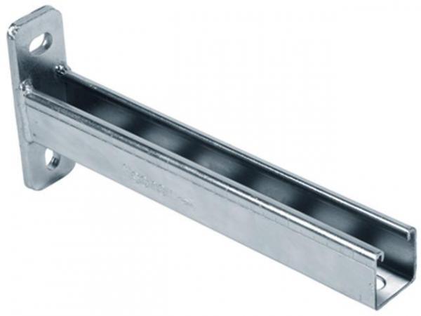 Fischer 505489 Auslegerkonsole FCA 41 - 600 nicht rostender Stahl A4