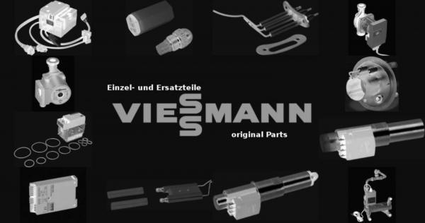 VIESSMANN 9588789 Schnürband schwarz