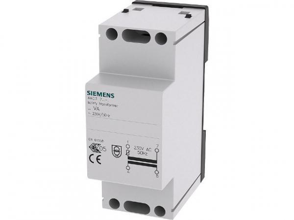 Sicherheitstransformator Siemens 24VA PRIM 230V, 50HZ, SEK 8V,12V